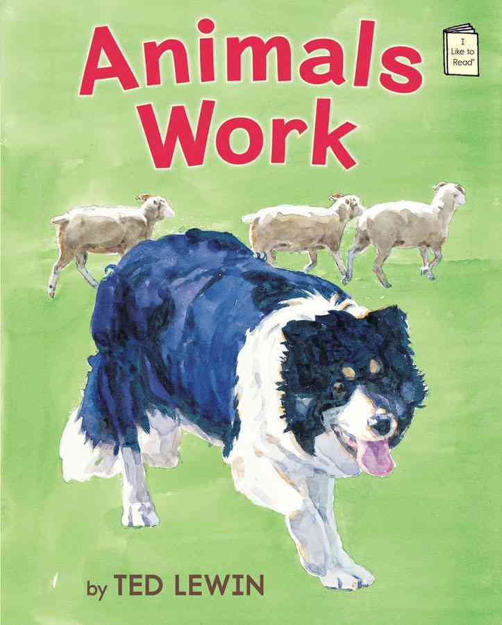 Animals Work By Lewin, Ted/ Lewin, Ted (ILT)