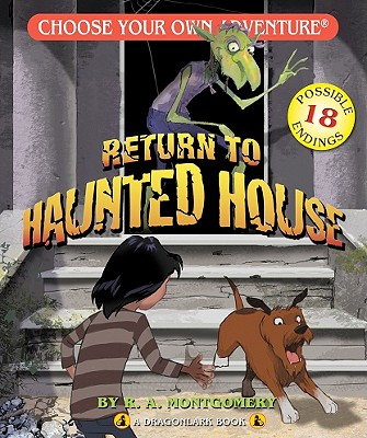 Return to Haunted House By Montgomery, R. A.